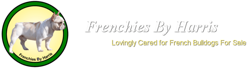 Frenchies by Harris web logo