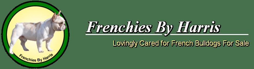 Frenchies by Harris web logo